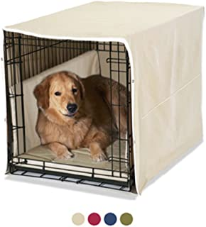 Best pink dog crate cover Reviews