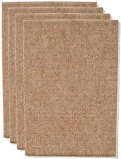 4 pezzi per foglio - Made in Canada circa 3,8 cm kit con 24 pezzi diam ultra-durevole The Felt Store Pattini Feltrini Pellicole Protettivi Tappetini di feltro
