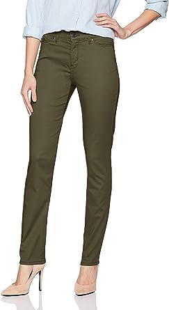 LEE Women's Fit Rebound Slim Straight Jean