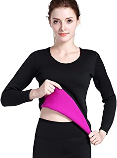 Long Sleeve Neoprene Sweat Body Shaper Woman Shirt Sports Clothing Tops Slimming Running Gym Training Fitness Sportswear