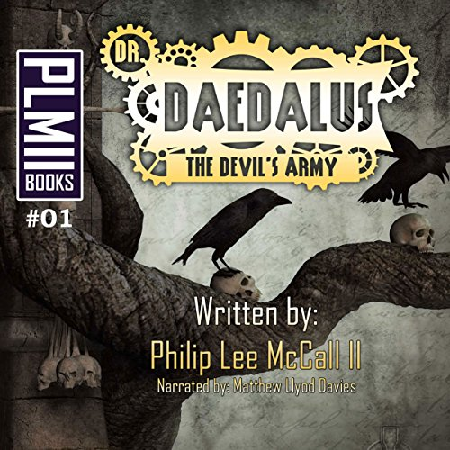 Dr. Daedalus, the Devil's Army cover art
