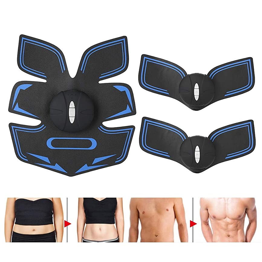 勝利逃げる扱う電気腹部筋肉トレーナーemsアーム筋肉トレーナーSlim身ボディシェーピングマシン脂肪燃焼フィットネス筋肉刺激装置