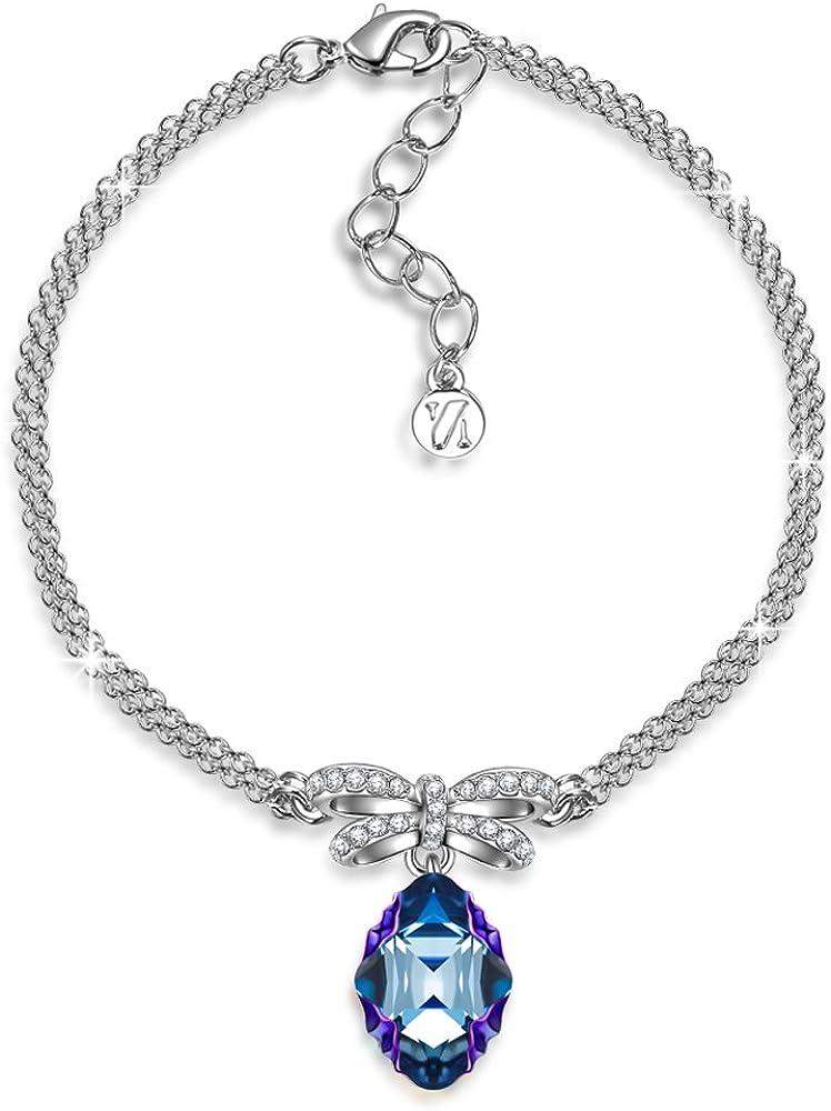 J.NINA ✦Princess [Alternative dealer] de Challenge the lowest price of Japan Monaco✦ Bracelet for Women Gifts Cr with