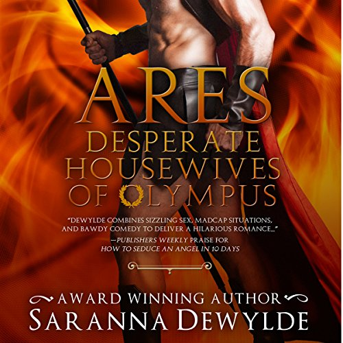 Desperate Housewives of Olympus: Ares audiobook cover art