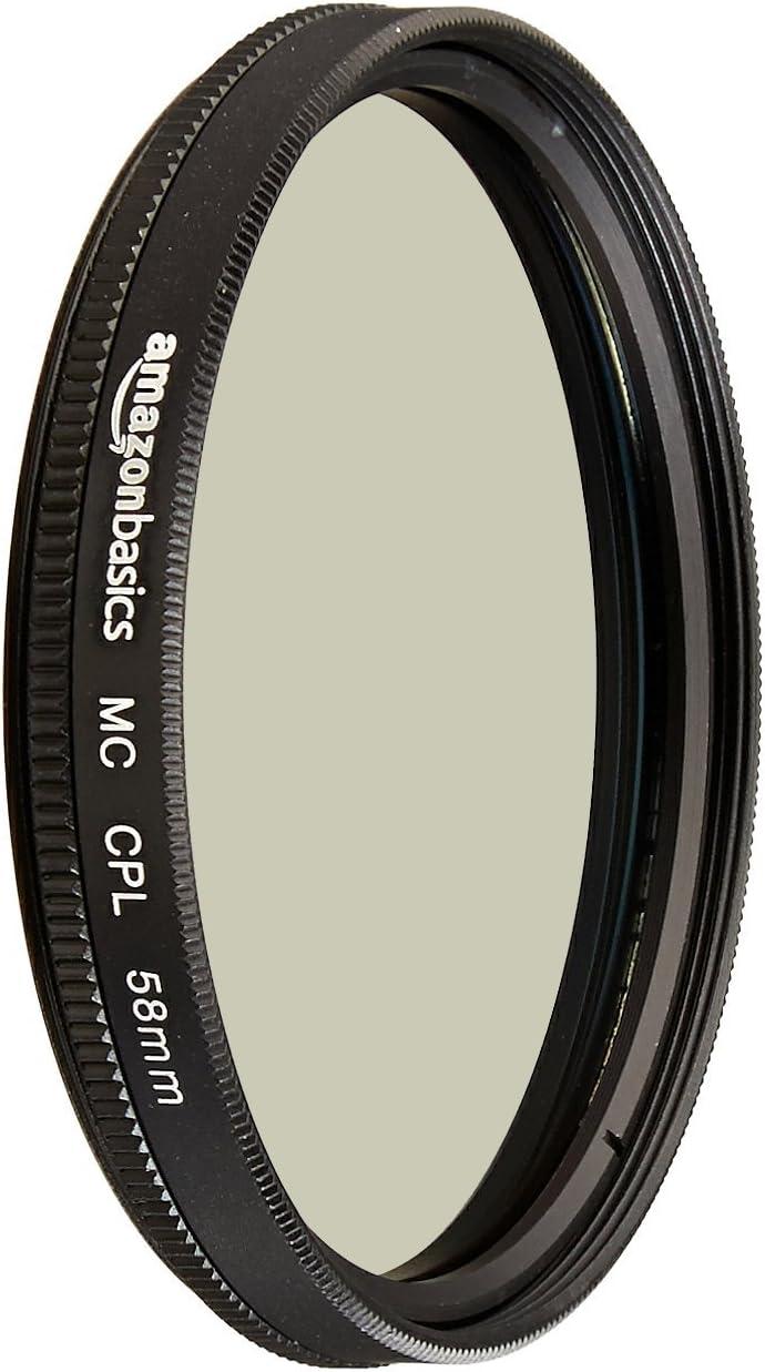 Hama 070062 62 mm Basics 62mm Filtro polarizador Circular Color Neutro Filtro Ultravioleta