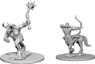 Dungeons & Dragons Nolzur's Marvelous Unpainted Miniatures Bundle: Centaur & Minotaur