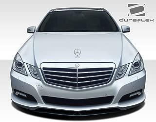 Extreme Dimensions Duraflex Replacement for 2010-2012 Mercedes E Class W212 4DR CR-S Front Lip Under Spoiler Air Dam (Base Model) - 1 Piece