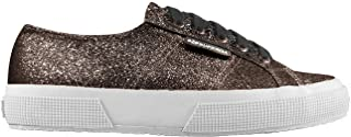Womens 2750 Micro Glitter Closed Toe Low Top Fashion Sneaker