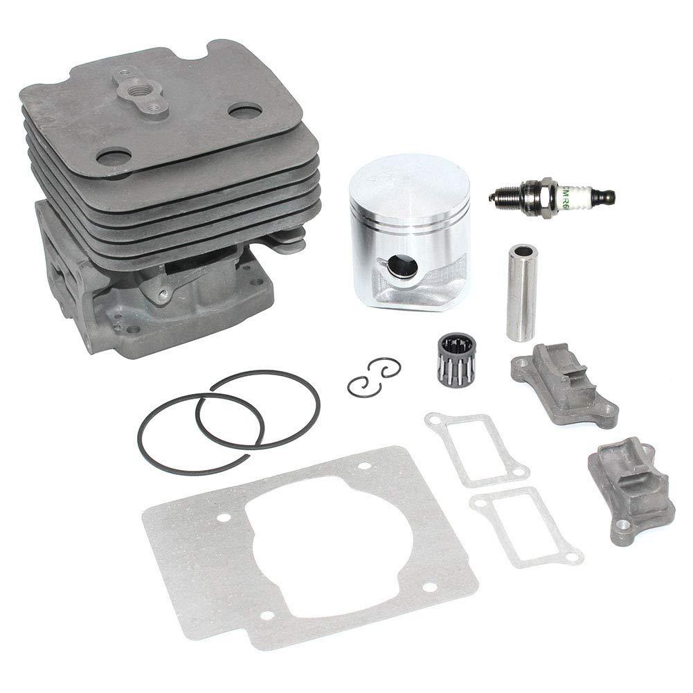 Kit de piston de cylindre de 47.5 mm pour Souffleur /à dos Husqvarna 560BFS 570BTS 570BFS 560BTS 360BT 578384901