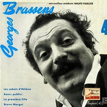"Vintage French Song Nº20 - EPs Collectors ""Bancs Publics"""