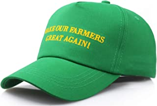 Best make our farmers great again hat Reviews