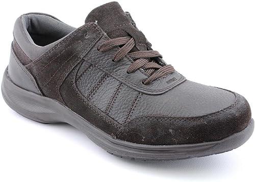 Nunn Bush Hommes's Everest Décontracté chaussures,marron Tumbled Tumbled Leather Suede,7 M US  promotions promotionnelles