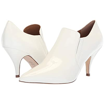 Tory Burch Georgina 80mm Ankle Bootie (White) Women