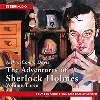 The Adventures of Sherlock Holmes cover art