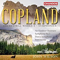 Copland: Orchestral Works Vol
