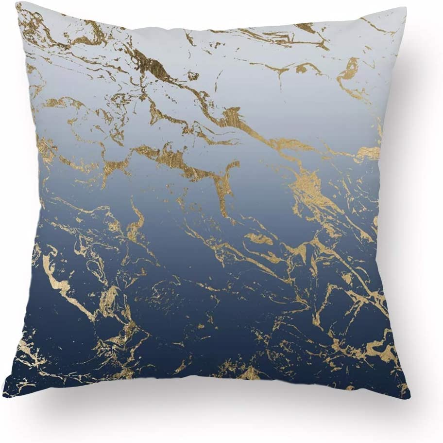 Throw Pillow Covers Marble Pattern NEW Ink Natural Movement Wate Oil sale