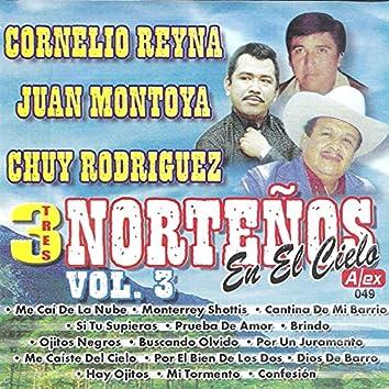 3 Norteños en el Cielo, vol. 3