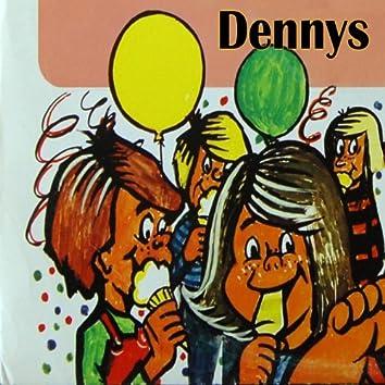 Följ med Dennys på ett festligt äventyr