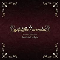 Astilbe×arendsii Works Collection-ArtificiaL viRgin-