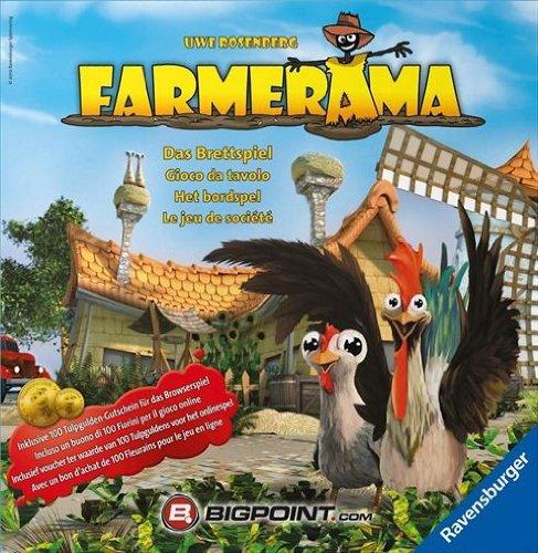 265749 Ravensburger Farmerama - Das Brettspiel