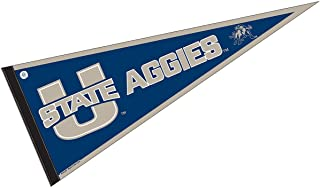 College Flags & Banners Co. Utah State University Pennant Full Size Felt