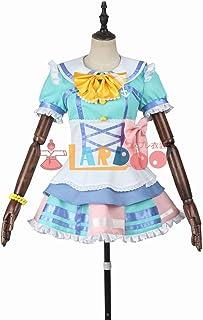 LoveLive!Sunshine!!ラブライブ!サンシャイン!! Aqours 君のこころは輝いてるかい 高海千歌 コスプレ衣装 cosplay