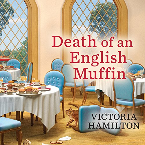 Death of an English Muffin audiobook cover art
