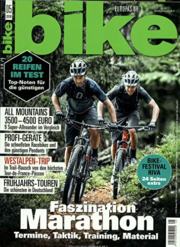 bike [Abonnement jeweils 12 Ausgaben jedes Jahr]