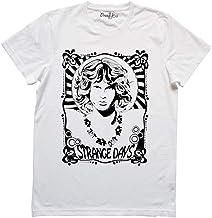 Jim Morrison On1 Soft Tops de Hombre/Men's Short Sleeve Manga Corta T Shirts Camiseta