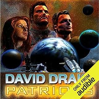 Patriots audiobook cover art