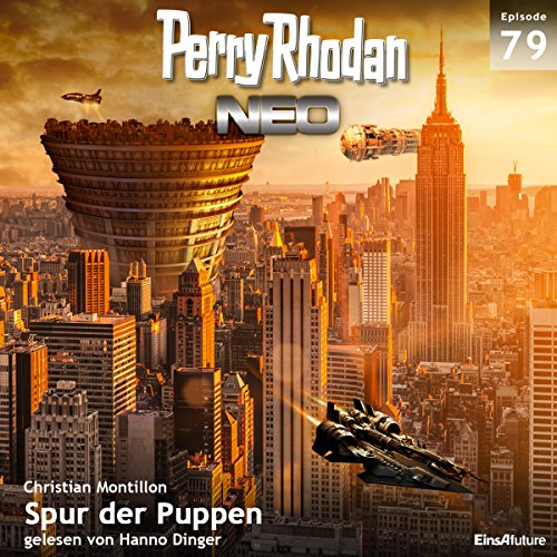 Spur der Puppen audiobook cover art