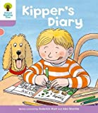 Oxford Reading Tree: Level 1+: First Sentences: Kipper's Diary