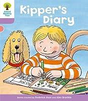 Oxford Reading Tree: Level 1+: First Sentences: Kipper's Diary