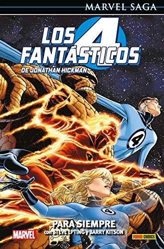 Los 4 Fantásticos de Jonathan Hickman 6. Para siempre