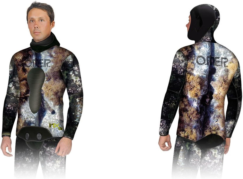 Omer 5mm Mix 3D Camo Jacket