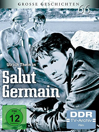 Salut Germain (Grosse Geschichten 66 - DDR TV-Archiv) [3 DVDs]
