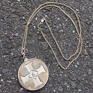 アンティーク ビンテージ KKK Ku Klux Klan クークラックスクラン 秘密結社 フリーメイソン ナチス リング メダル ネックレス ペンダント 古商品