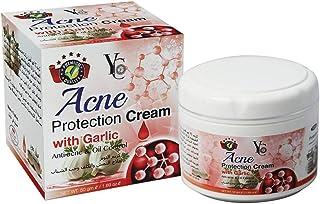 YC aNTI-aCNE PROTECTION CREaM WITH GaRLIC 50G