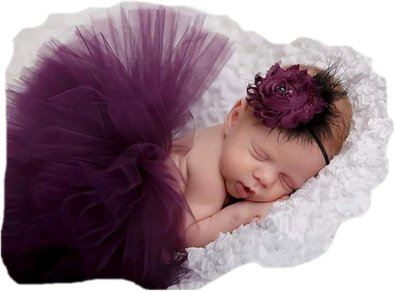 Newborn Baby Girl Tutu Suit/Baby Girl Photography Props Set