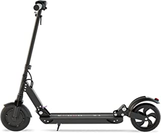 Kugoo S3 Electric Scooter 8 Inch Tires 350W Motor 36V Battery 18.6 MPH Max Speed 15.5 Miles Mileage Travel Range for Adults