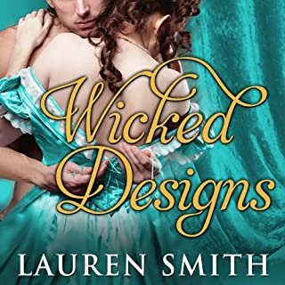 Wicked Designs audiobook cover art