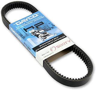 1995-1997 for Polaris XLT RMK Drive Belt Dayco HP Snowmobile OEM Upgrade Replacement Transmission Belts