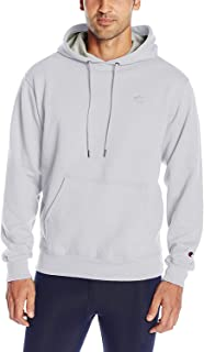 Champion Men`s Powerblend Fleece Pullover Hoodie