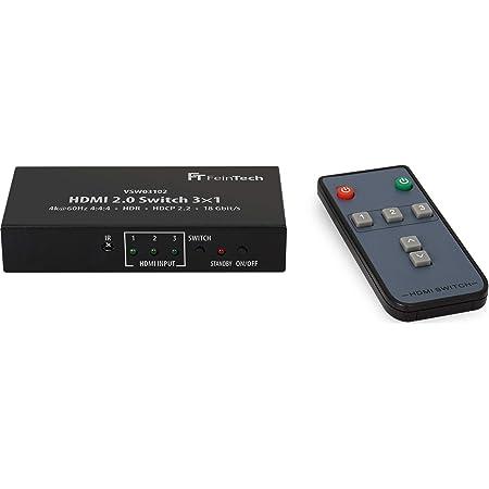 Feintech Vsw03102 Hdmi Switch 3x1 Automatische Elektronik
