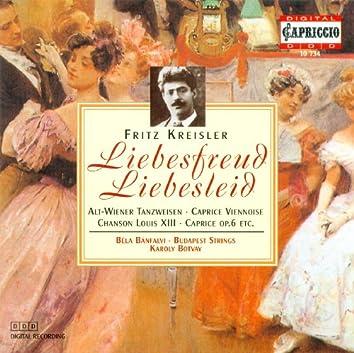 Kreisler, F.: Violin Music