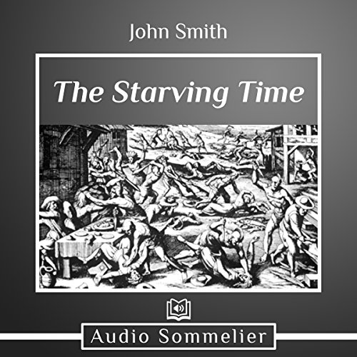 The Starving Time audiobook cover art
