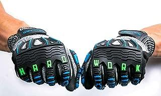 Ballard Pro/Tek 'HARD WORK' Gloves Cut-Resistant, Touch Screen, Work Gloves (XL)