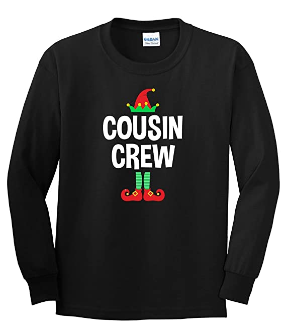 Cousin Pajamas Crew Bear Family Holiday Xmas Cousins Boy Girl Toddler Kid Family Reunion Grandkids Grandma Gift Popular Best Seller Cute