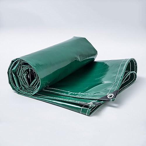 Yunyisujiao Couteau Vert Extra-Lourd de bache grattant la Couverture de Bateau de remorque de Camion de bache de Tissu (Couleur   3X3M)