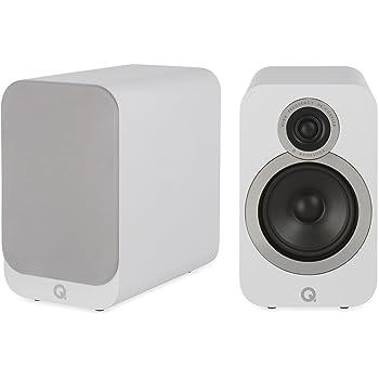 Q Acoustics 3020i Bookshelf Speaker Pair (Arctic White)
